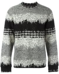 Plac - Patterned Jumper - Lyst