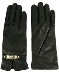 Moschino - Driving Gloves - Lyst