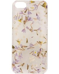 ANREALAGE - - Flower Iphone 5s/se Case - Women - Resin - One Size - Lyst
