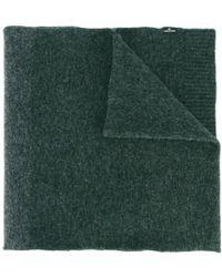 Stone Island - Knitted Scarf - Lyst