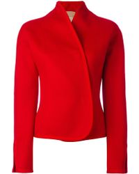 Pascal Millet - Concealed Front Jacket - Lyst
