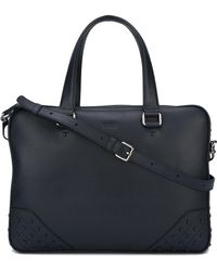 Tod's - Classic Briefcase - Lyst
