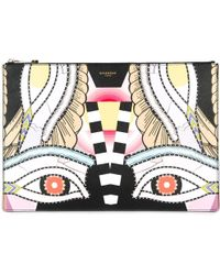 Givenchy - Egyptian Print Clutch - Lyst