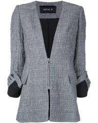 Kitx - - 'facet' Jacket - Women - Cotton/linen/flax - 6 - Lyst