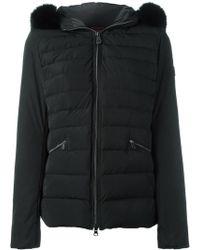 Peuterey - Zipped Hooded Jacket - Lyst