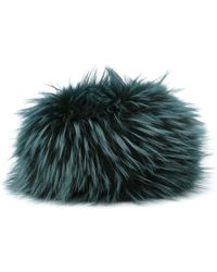 Mr & Mrs Italy - Fur Cossack Hat - Lyst