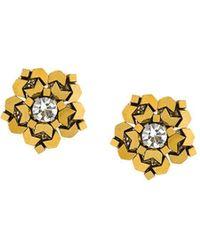 Rada' | Stone Embellished Earrings | Lyst