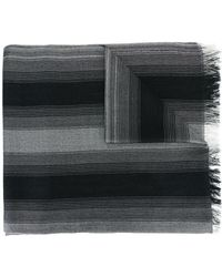 Dior Homme - Striped Scarf - Lyst