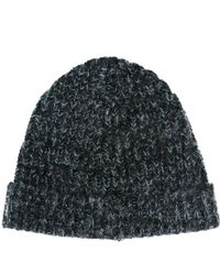 T By Alexander Wang - Knitted Beanie - Lyst