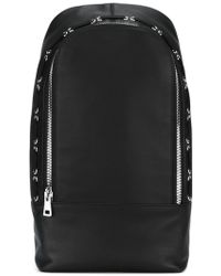 cbb32a861159 Diesel Black Gold - Lace-up Detailing Backpack - Lyst