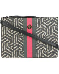 Gucci - - Caleido Gg Supreme Messenger Bag - Women - Leather/canvas - One Size - Lyst