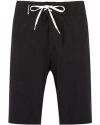 Osklen - Drawstring Shorts - Lyst