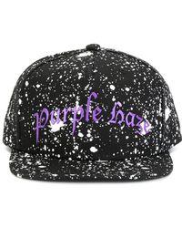 Palm Angels - Purple Haze Baseball Cap - Lyst