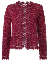 Cecilia Prado - Knit Jacket - Lyst