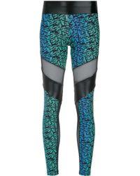 Giuliana Romanno | Printed Leggings | Lyst