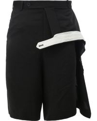 Moohong - Tailored Shorts - Lyst