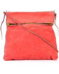 Ma+ - Stitching Detail Crossbody Bag - Lyst