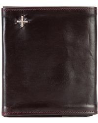 Ma+ - - Tri-fold Wallet - Unisex - Calf Leather - One Size - Lyst