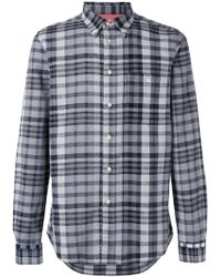 Paul by Paul Smith - Checked Shirt - Lyst