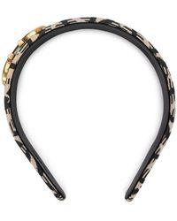 Ferragamo - Patterned Headband - Lyst