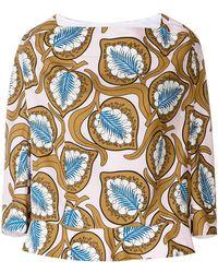 Marni - Camicia oversized - Lyst