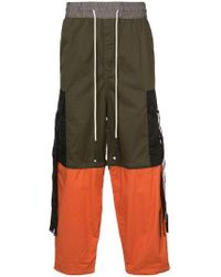 Mostly Heard Rarely Seen - Convertible To Shorts Cargo Trousers - Lyst