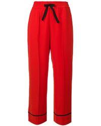 McQ - Straight-leg Trousers - Lyst