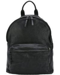 Officine Creative - - Oc Backpack - Unisex - Buffalo Leather - One Size - Lyst