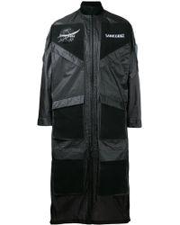 Sankuanz - Patch Pocket Coat - Lyst