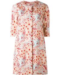 Si-jay - Floral Coat - Lyst