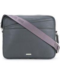 Cerruti 1881 - Double Front Pocket Messenger Bag - Lyst