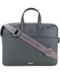Cerruti 1881 - Double Front Pocket Briefcase - Lyst