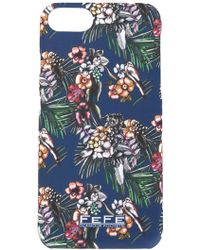 Fefe - Tropical Iphone 7 Case - Lyst
