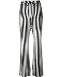 Marques'Almeida - Striped Pyjama Trousers - Lyst
