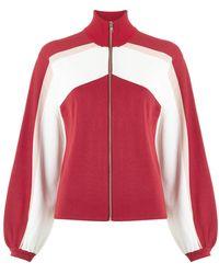 Egrey - Knit Jacket - Lyst