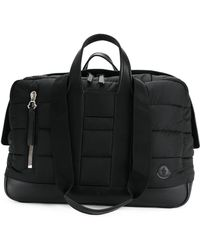 Moncler - Quilted Luggage Holdall - Lyst