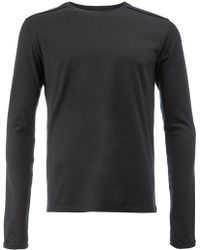 Rochas - Basic Round Neck Sweater - Lyst