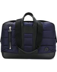Moncler - Padded Holdall Bag - Lyst