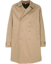 Sempach - Relaxed Fit Trench Coat - Lyst