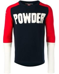 Perfect Moment - Powder Sweater - Lyst