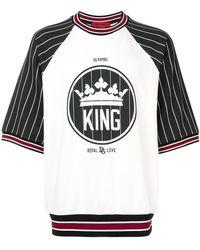 Dolce & Gabbana - King Sweatshirt - Lyst