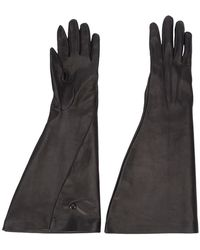 Victoria Beckham - Folded Gloves - Lyst