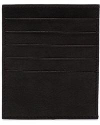 Rick Owens | Calf Leather Cardholder | Lyst