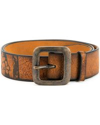 DSquared² | Vintage-effect Buckle Belt | Lyst