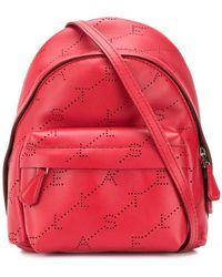 Stella McCartney - Mini Monogram Backpack - Lyst