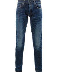 Mastercraft Union - Luke Slim-fit Jeans - Lyst