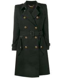Givenchy - Military Trench Coat - Lyst