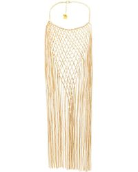 Rosantica - Long Fringed Necklace - Lyst