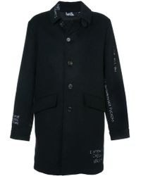 Haculla - Skribble Trench Coat - Lyst