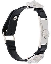 Versus - Embellished Cuff Bracelet - Lyst